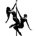 Electrick-pole-dance-Bordeaux-duo-1