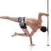 Electrick-pole-dance-Bordeaux-Floor-Plank