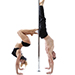 Electrick-pole-dance-Bordeaux-Handstand
