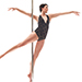 Electrick-pole-dance-Bordeaux-Wood-Ornament